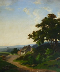 19th Century French Landscape