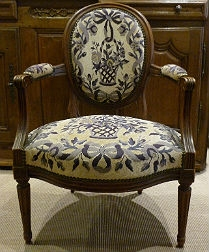 19th Century Frenh Armchairs