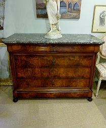 Antique French Commode - Louis Philippe