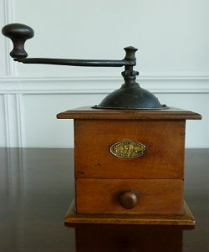 Antique Peugeot Freres Coffee Grinder