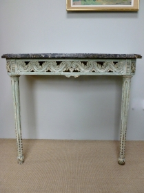 Antique Swedish Console Table - 18th Century