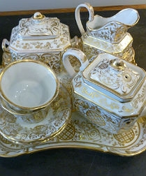 Antique Tea/Coffee Service - 19th Century