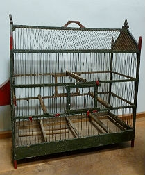 French Birdcage - Late 19th Century