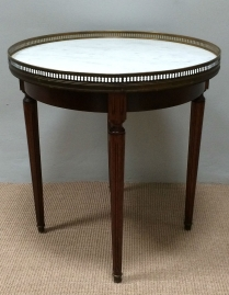 French Bouillotte Table - Side Table