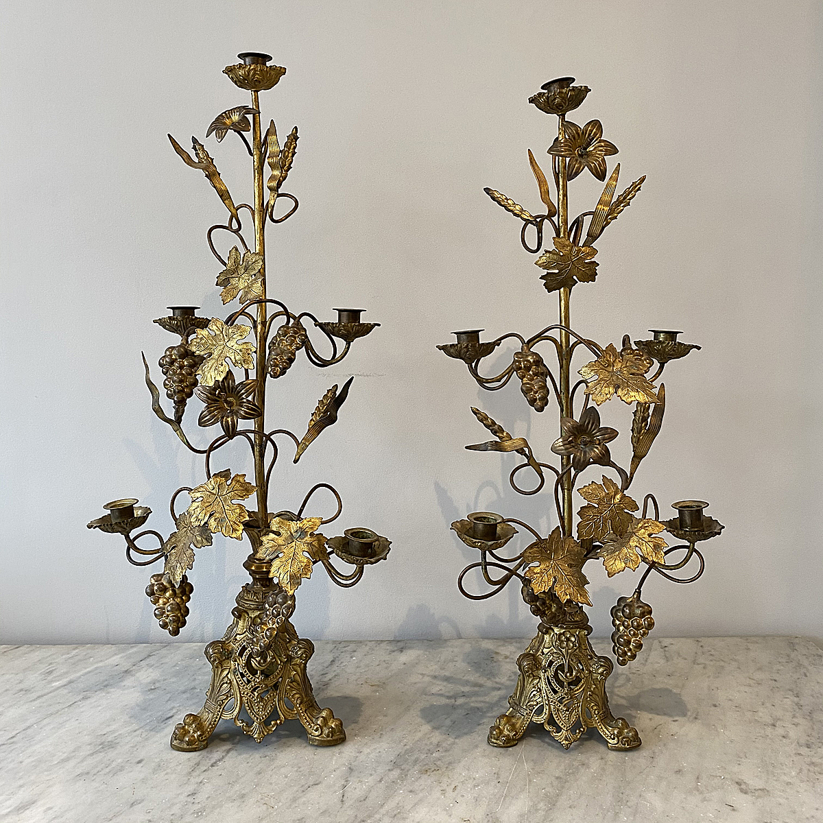 French Candelabra - 19th Century