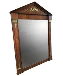 Antique French Mirror European Mirrors Antique Mirror Wall And Flooring Standing Rue Des Fontenelles Devon Uk
