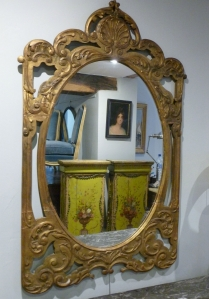 French Mirror - 19th Century