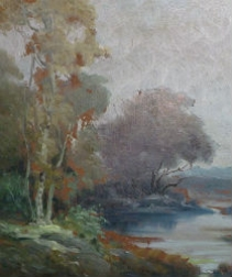 French River Landscape