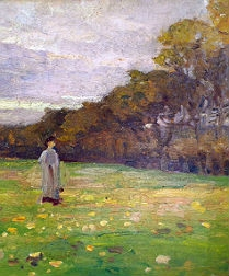 Impressionist Landscape - French School