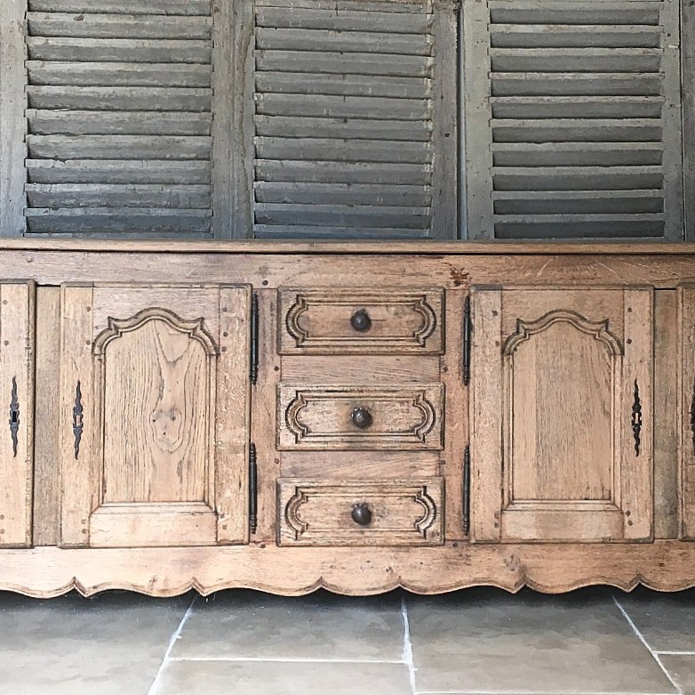 Large French Enfilade