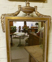 Pair of Elegant French Mirrors