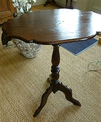 Small  Italian Side Table