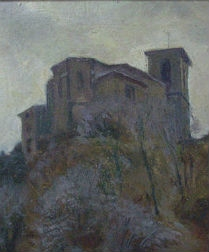 The Monastry Georges Moullade (1893 - 1968)