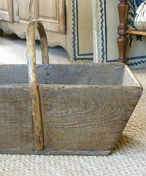 Vintage French Trug